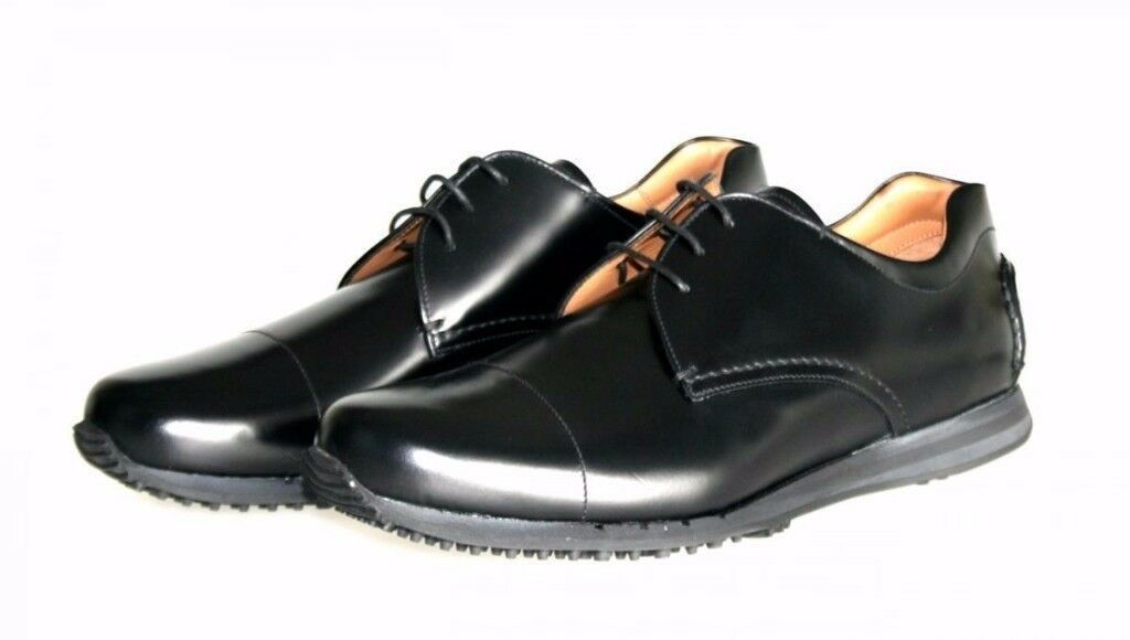 Car Shoe by Prada NEW Size 9 Mensin Fulham, LondonGumtree - Car Shoe by Prada classic CAR SHOE business shoes model KUE665 n sp colour nero size UK 9 MSRP 490 US$ made of real calfskin rubber sole for better slip resistance