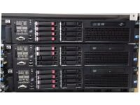HP ProLiant DL380 G7 Intel Xeon 12 Core / 80GB RAM (Lab server)