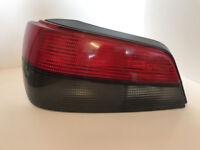 Peugeot 306 Meridian 2001 back rear light unit left l/h near side