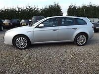 ALFA 159 SPORTSWAGON/ESTATE STUNNING CONDITION ONLY 42K YEARS MOT AND FSH!