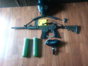 Tippman B1 and kit for sale!