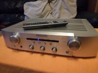 Marantz pm6003 integrated amplifier with phono stage