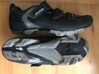 Specialized Bike Shoes (Size EU44 UK 9.5)