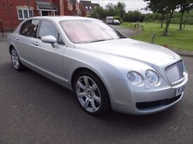 2006 Bentley Flying Spur 6.0 4dr FULL DEALER HISTORY ONLY 61K STUNNING CAR PART EX WELCOME