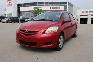 2007 Toyota Yaris 4DR SDN AUTO AS TRADED