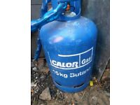 Calor Gas Bottle. Butane . 15kg. Full