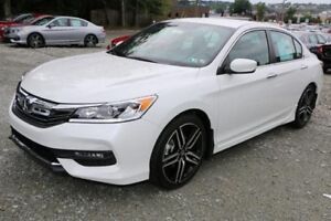 Honda Accord Sport take over lease in excellent condition