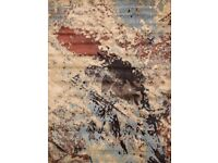 Abstract Rug 120cm X 180cm