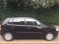 Volkswagen POLO, Black, 2009, 1.2L, 54k miles