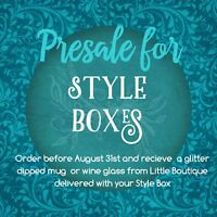 Presale for Style Boxes!