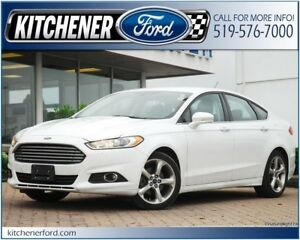 2014 Ford Fusion SE SE/HTD MIRRORS/PWR GROUP/ONLY 45k KM'S
