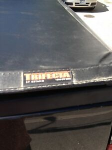 New Trifecta truck bed top