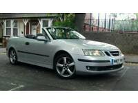 For sale Saab 93 CONVERTERIBLE 2005 YEAR 1.8TURBO PX AVAILABLE