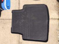 Skoda Superb 3 rubber mats