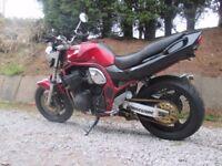 Suzuki Bandit 1200cc very nice bike