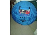 GELERT QUICKPITCH SS 2 Person Compact Tent As new condition