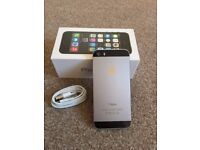 Apple Iphone 5s 16 gb grey unlocked boxed