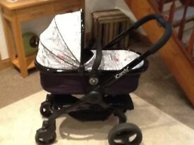 I-Candy Peach Limited Edition London Pushchair and Carrycot