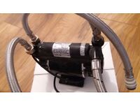 Showermate Eco water pump - only used 6 months - make us an offer!