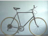 Beautiful French Made Lightweight 6 speed bike, Serviced