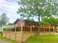 Cambrian Plantation, 2 bed, 40 x 20, double lodge, luxury, gatebeck, 12 month season, cheap, lakes