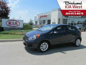 2015 Kia Rio LX+ **HEATED SEATS/ BLUETOOTH/ ACCIDENT FREE**