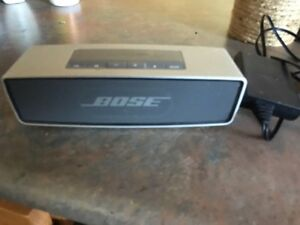 Bose mini sound link