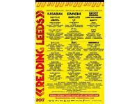 Company for Reading Rock Festival