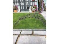 Garden display arches