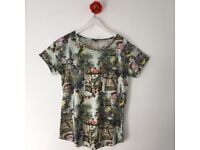 River Island T. Shirt - Size 12 (loose fit so size depend how tight/loose like to wear)