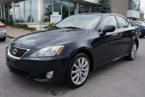 2007 Lexus IS IS250 AWD Sedan,ONE OWNER- NO ACCIDENT