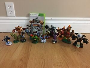 SKYLANDERS EVERYTHING INCLUDED GREAT CONDITION