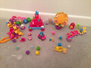 Squinkies and Zinkies sets - children's toys