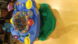 Soucoupe/ Exersaucer