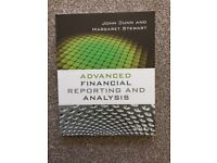 Advanced Financial Reporting and Analysis Textbook