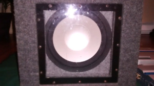 Subwoofer Infinity 12""