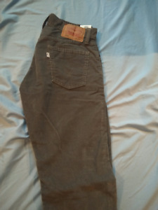 Various pants for sale for men. Come take a look!