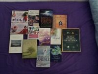 Collection of Spiritual Books.
