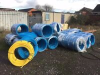 MDPE PIPE & MDPE FITTINGS