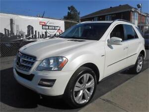 MERCEDES-BENZ ML350 BlueTEC 2011 ( NAVIGATION, BLUETOOTH )