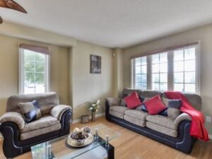Beautiful 3+1 B/R Semi With Finish Bsmt at Bovaird/Chinguacousy
