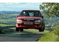 Peugeot 106 gti (cup car) rally car
