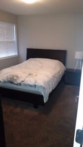 1 Bed & Den Fully Furnished Unit-Available Immediately!