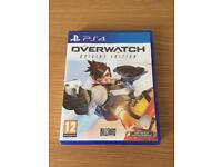OverWatch PlayStation 4