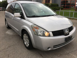 2004 Nissan Quest S Minivan*No Accidents*Certified*3Yrs Warranty