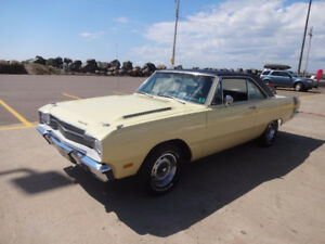 MOPAR  DODGE DART SWINGER 340 FOUR SPEED