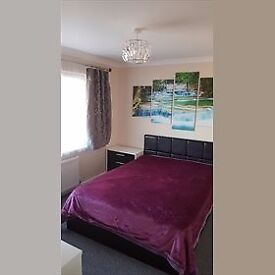 Stunning large double room to rent in Taunton.No Fees