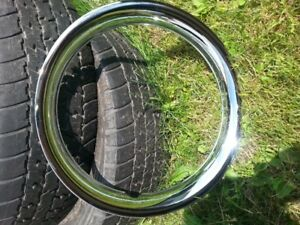 Chrome Trim Rings