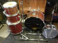 Premier Drum Kit.