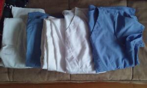 Uniformes d'infirmière